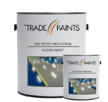 2 Pack Epoxy Industrial Floor Paint